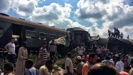 В Египте при осмотре места столкновения поездов скончался чиновник