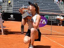 Свитолина выиграла турнир в Риме второй год подряд