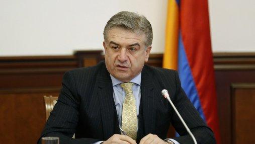 Армения получила нового руководителя правительства: это бывший функционер структур Газпрома