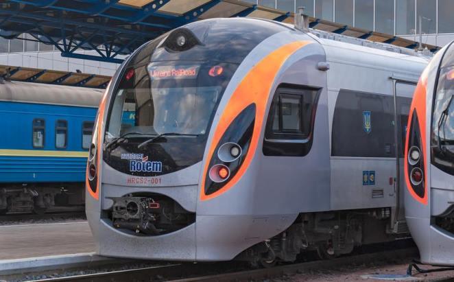У грудні новий потяг з Одеси до Перемишля