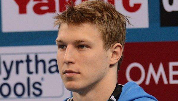 Украинский пловец Говоров завоевал золото в Тайбэе, установив рекорд