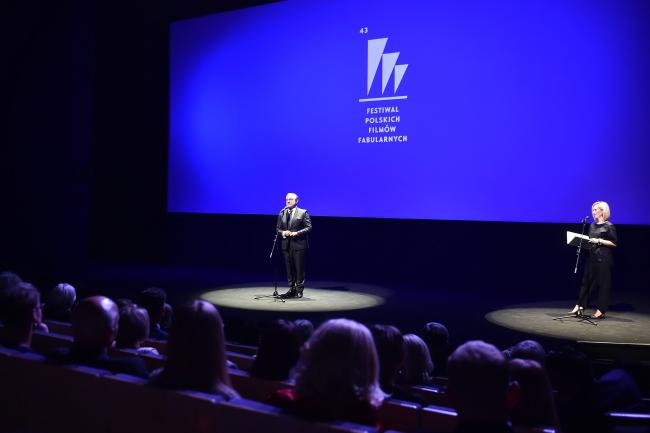 В Гдыне начался 43-й кинофестиваль