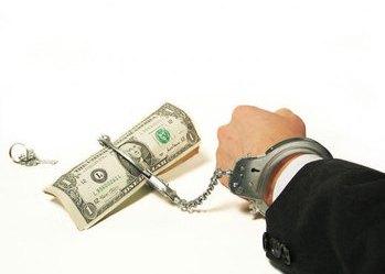 Заммэра Луцка, двух чиновников и судью задержали на получении взятки в сумме $27 тыс.