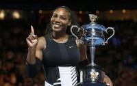Серена Уильямс рассказала о желании завоевать 25 титулов Большого шлема
