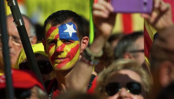 Каталонская партия призвала к массовому гражданскому неповиновению