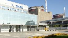 Запорожской АЭС отправила на ремонт первый энергоблок