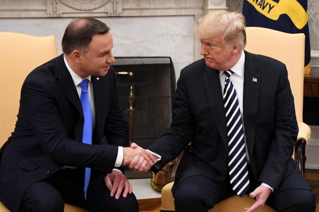Дональд Трамп заявив, що безпека Польщі для нього важлива