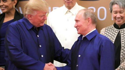 Эксперт объяснил судьбу встречи Трампа и Путина