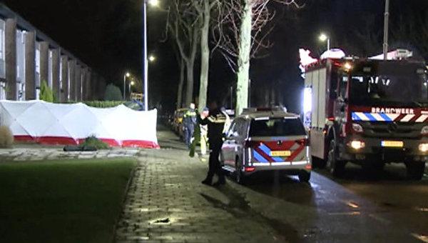 Серия нападений с ножом произошла в Нидерландах, есть погибшие и раненые