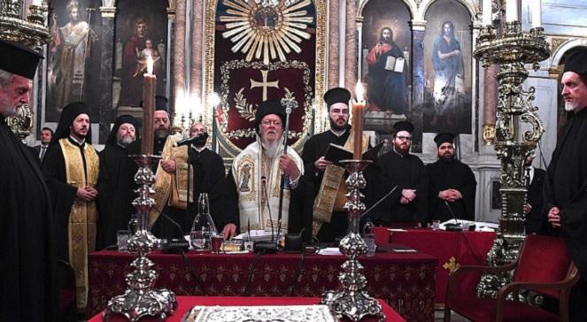 Патриарх Варфоломей подтвердил намерение об автокефалии УПЦ