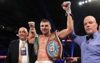 Украинский боксер Гвоздик отстоял титул чемпиона Северной Америки (ВИДЕО)