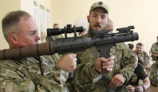 США вже постачають Україні смертоносну оборонну зброю