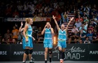 Женская сборная Украины 3×3 - бронзовый призер чемпионата Европы