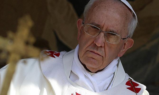 В Чили перед визитом Папы Римского взорвали ряд католических храмов
