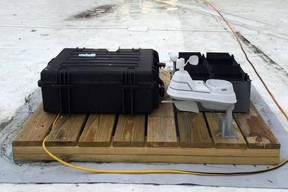 Разработано устройство для получения электроэнергии из воздуха