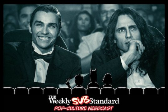 'The Disaster Artist' and Other Cult Classics (New Substandard)