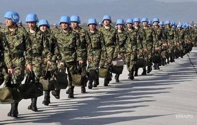 США призвали Россию одобрить миссию ООН в Донбассе