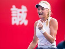 Ястремская занимает 102-е место в рейтинге WTA