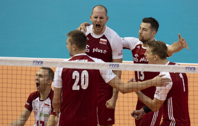 Volleyball: Poland seal 2nd round spot at world champs