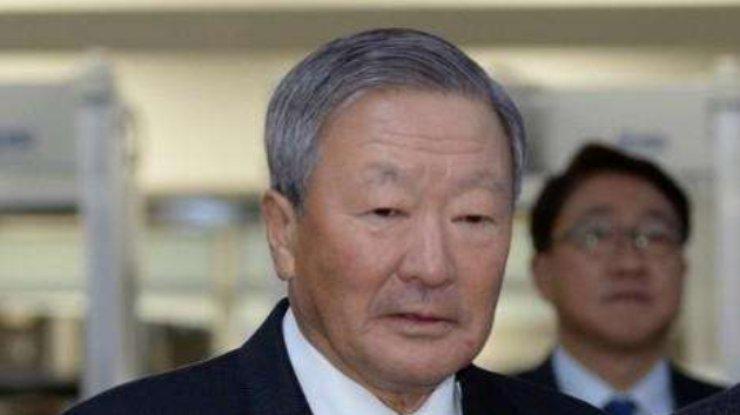 Умер глава компании LG Group