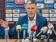 Шилхавы будет готовить команду Чехии к матчам в Словакии и Украине