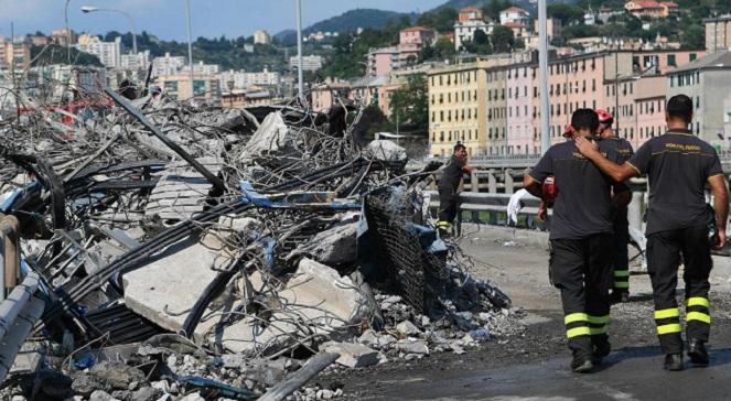 В Генуе найдены тела еще трех жертв обрушения моста