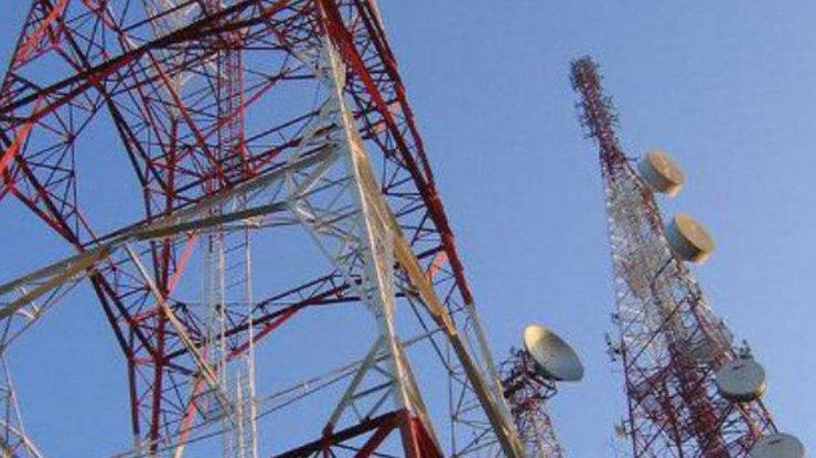 На Донбассе частично восстановили мобильную связь