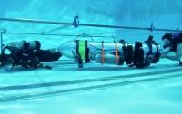 Маск привез мини-субмарину для спасения детей в Таиланд