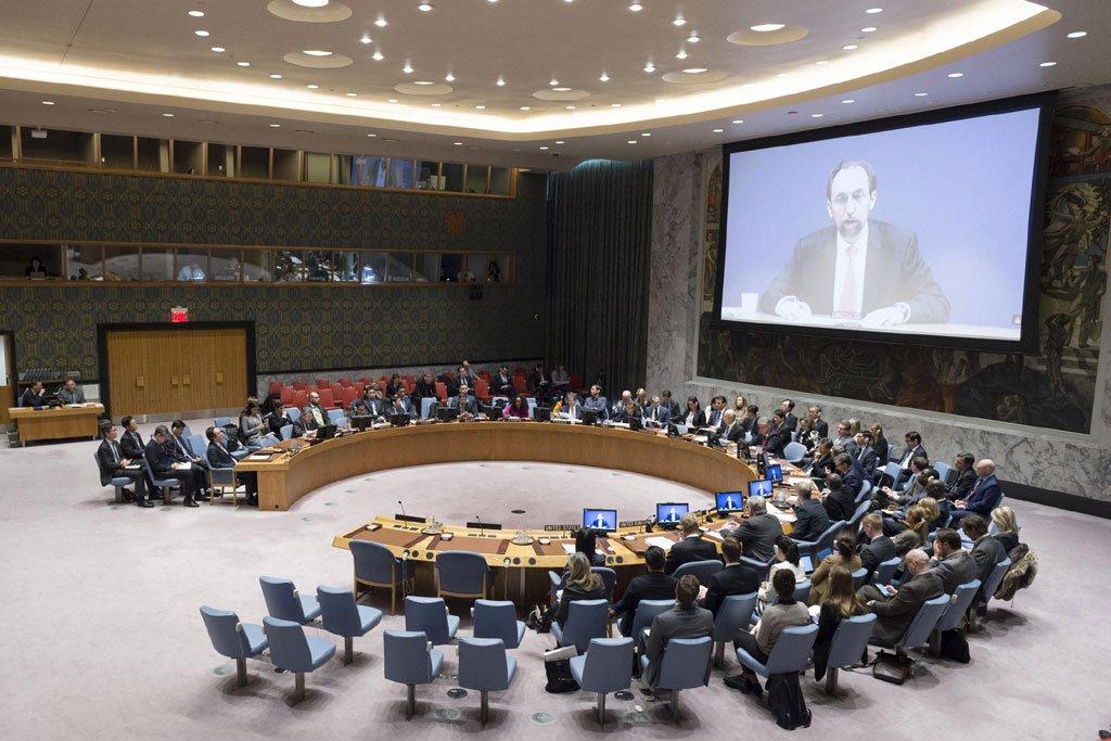 Россия блокирует голосование в ООН о перемирии в Сирии