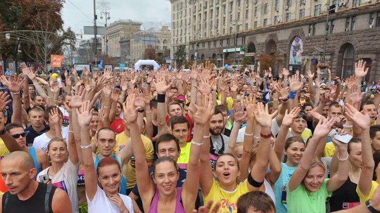 Wizz Air Kyiv City Marathon: куда лучше не ехать в Киеве 8 октября (схема)
