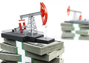 Ціна нафти Brent стабілізувалася на рівні $ 57,83