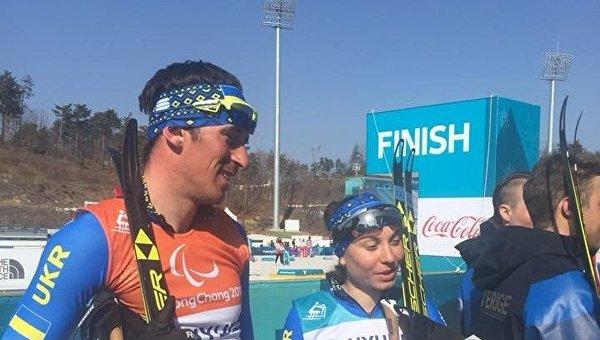Украина завоевала еще одну медаль на Паралимпиаде