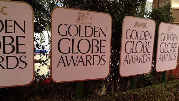 Названы номинанты на Золотой глобус за лучшие актерские работы