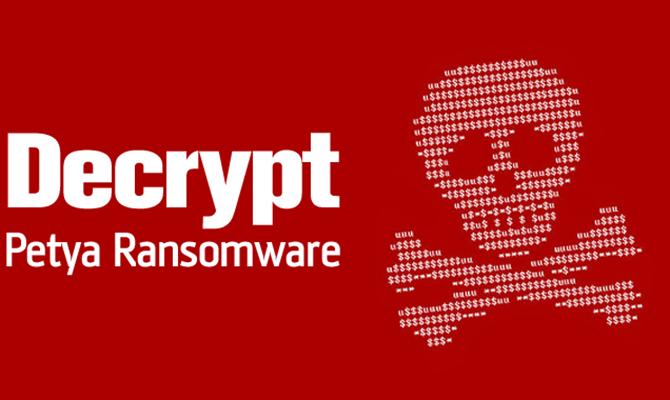 ЦРУ обвинило Россию в кибератаке вируса NotPetya на Украину