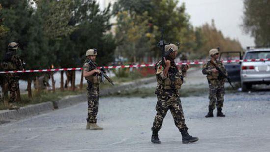 В Афганистане террорист-смертник напал на полицейский участок, есть жертвы