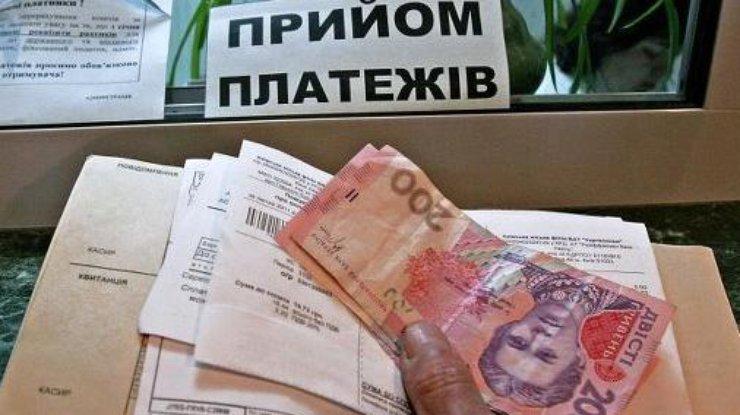 В Украине долги за коммуналку бьют новые рекорды