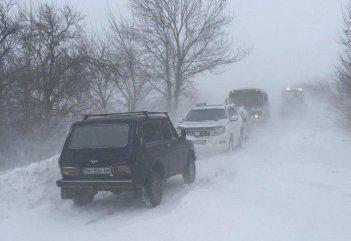 До -25° опуститься місцями температура повітря в Україні на початку тижня