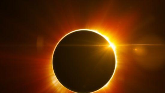 В сети началась прямая трансляция рекордного солнечного затмения
