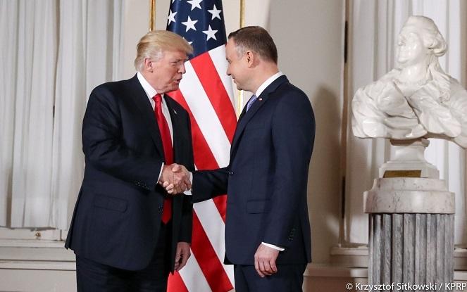 Анджей Дуда встретится с Дональдом Трампом
