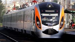 Укрзализныця запускает скоростной поезд Киев-Тернополь
