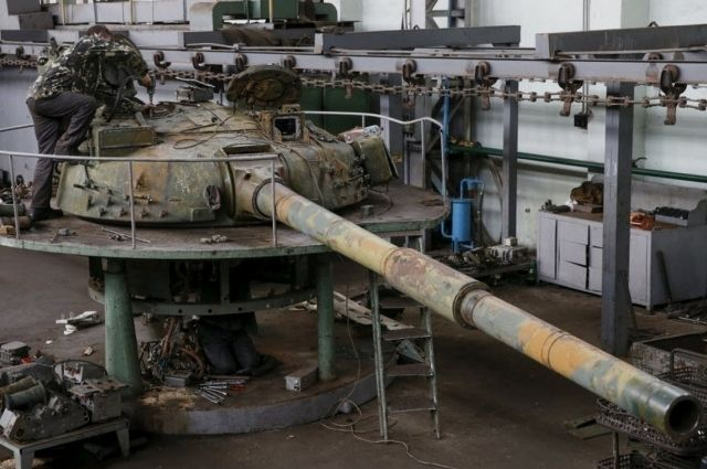 «Укринмаш» опроверг поставки оружия в Южный Судан