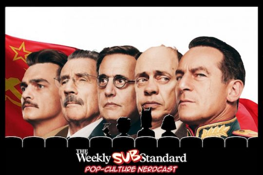 The Death of Stalin and Dark Comedies (New Substandard)