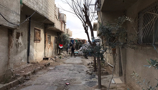 Пять группировок создали в Сирии единый центр руководства