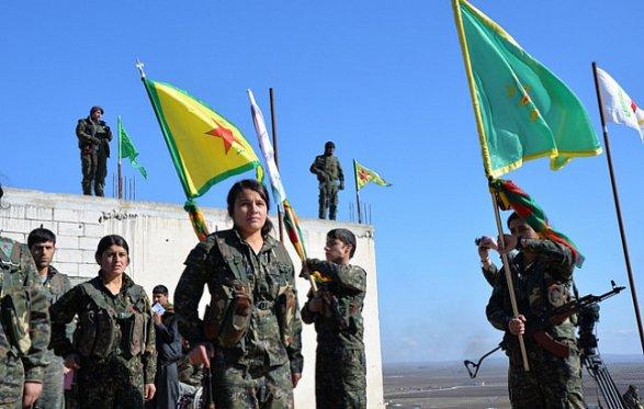 Курды просят Россию о помощи