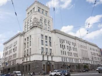 Ущерб от погрома в Харьковском горсовете оценивается в минимум 2 млн грн, утверждают в мэрии