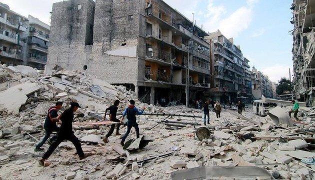 В РФ заявили, что за сутки более 8 тысяч жителей покинули восточные районы Алеппо