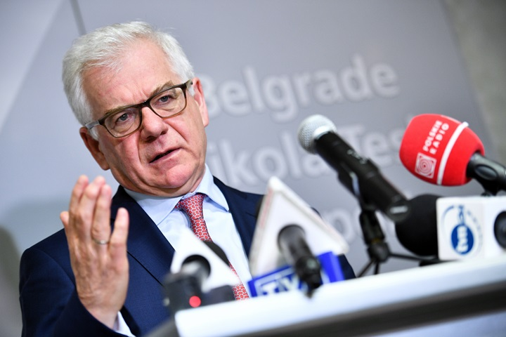 Poland ready to defend its position on rule of law, FM says