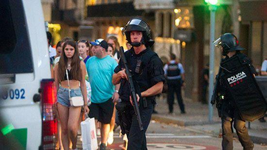 Теракты в Испании: убиты и ранены граждане 34 государств