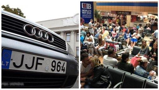 Главные новости 11 июля: протест владельцев евроблях и украинские туристы застряли в Анталии