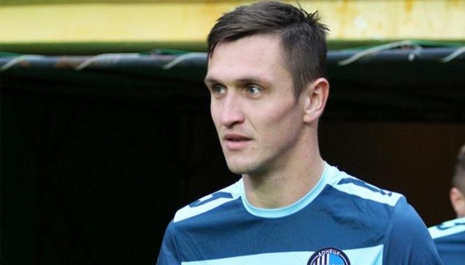 Украинский футболист перешел в российский клуб